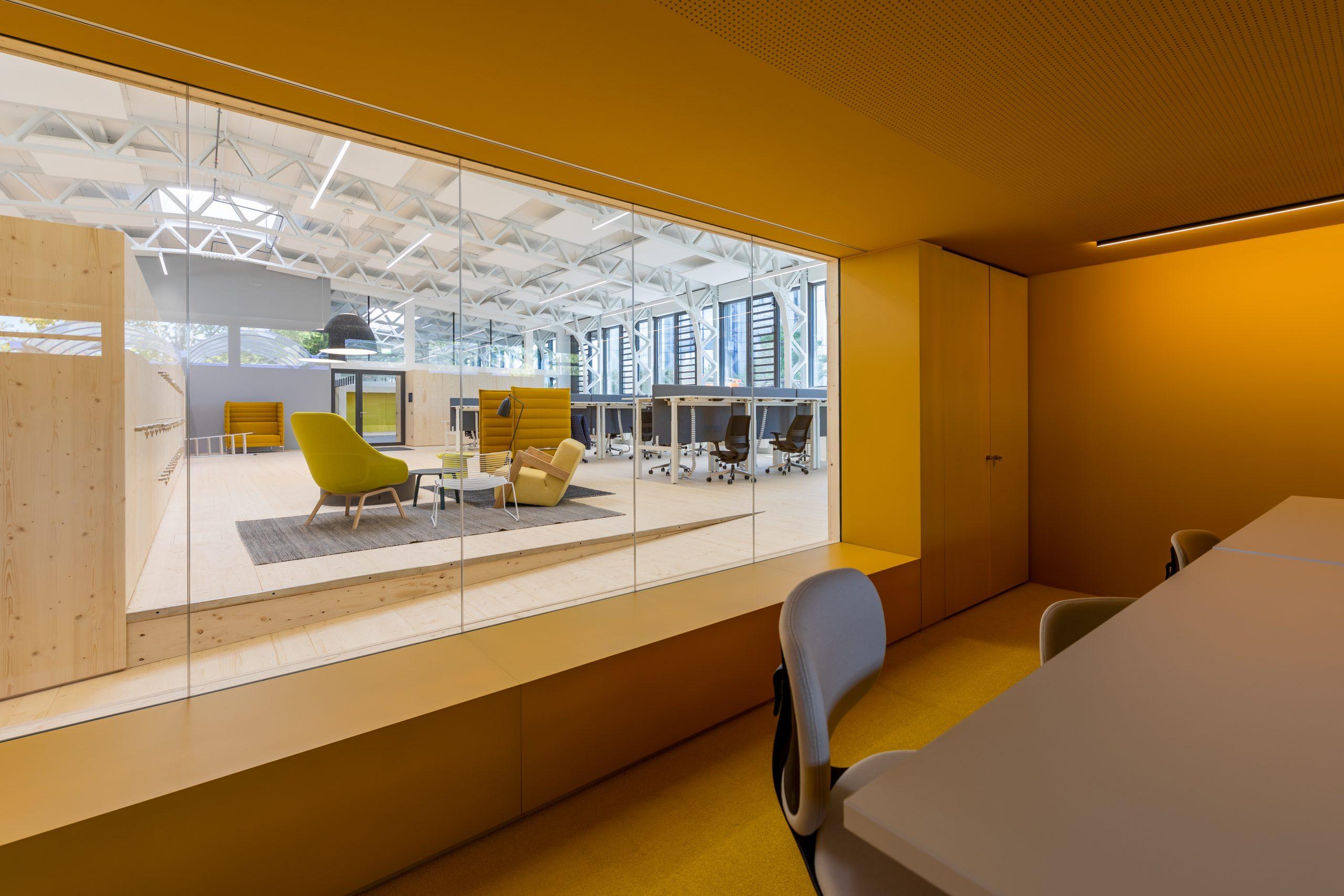 Halle 21 HDU, Wiesloch – frank tebroke architekturen